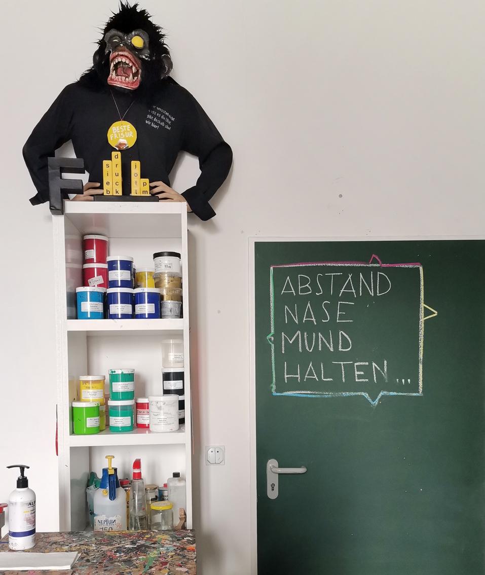 Farbregal_und_Affe